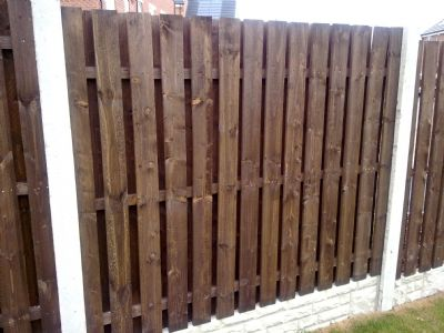 Double Sides Pailing Fence panels, Barnsley, South Yorkshire