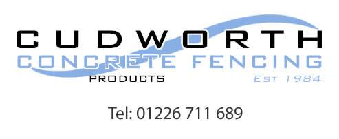 Cudworth Concrete Fencing Products