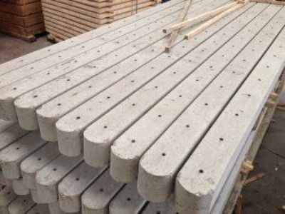 Concrete Fence Posts Barnsley Slotted Concrete Posts